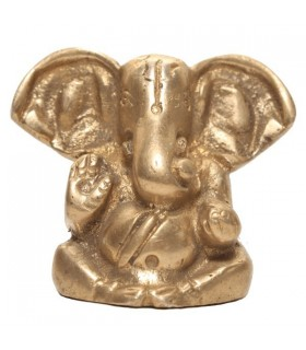 Statue of Lord Ganesh with Large Ears