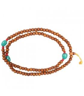 Wooden Beads Mala