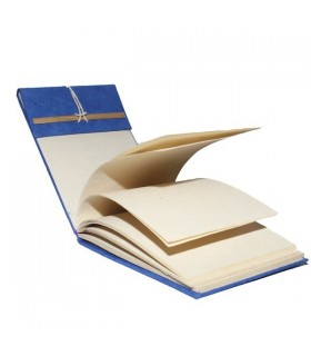 Blue Hard Covered Notebook
