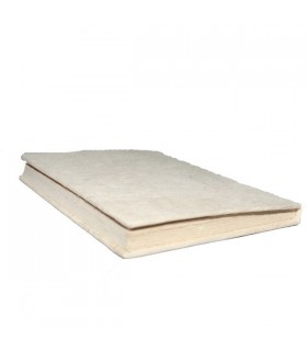 Cream Colored Hard Covered Notebook