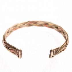 Three Metal Bracelet