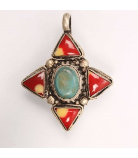 Triangle Shaped Pendent