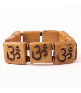Om Crafted Wristlet