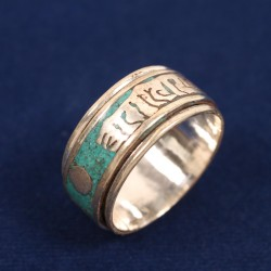 Tibetan Finger Rings