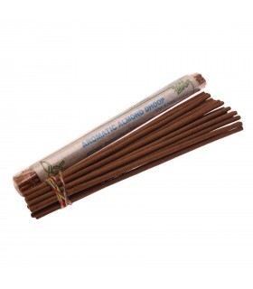 Aromatic Almond Incense Sticks