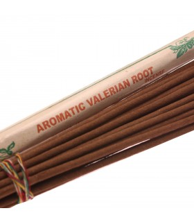 Aromatic Valerian root incense burner