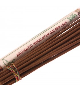 Aromatic Himalayan Golden leaf incense