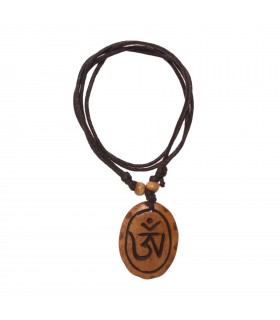 Om mantra crafted locket