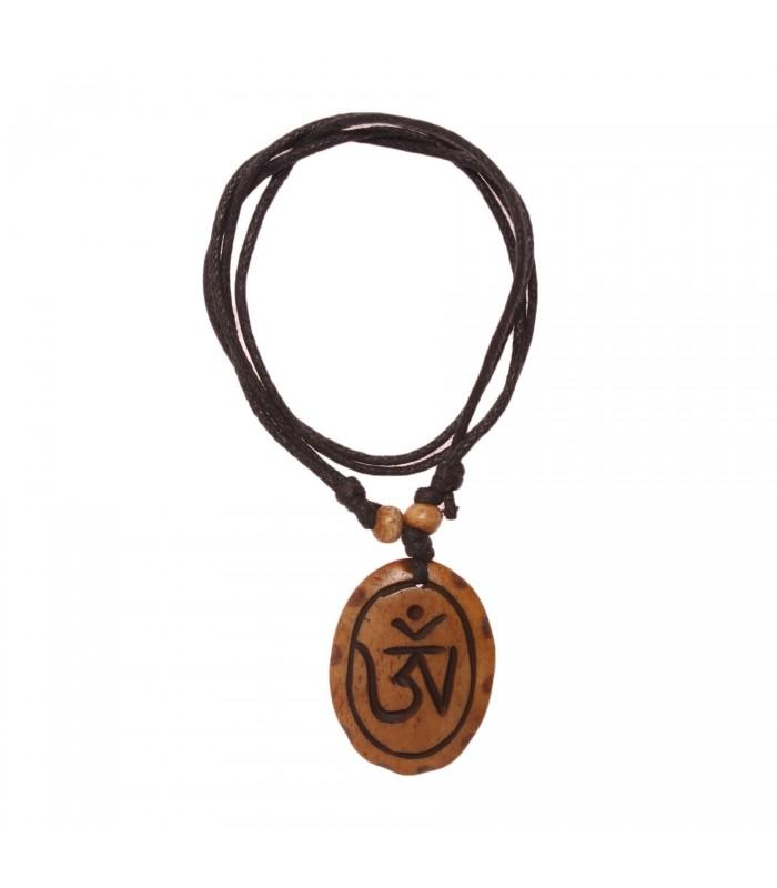 Om mantra crafted locket
