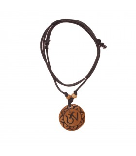 Sanskrit Om locket