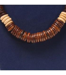 Bohemian Bone Necklace