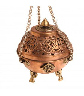 Bowl incense burner
