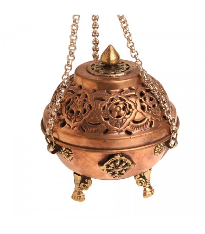 Bowl incense burner