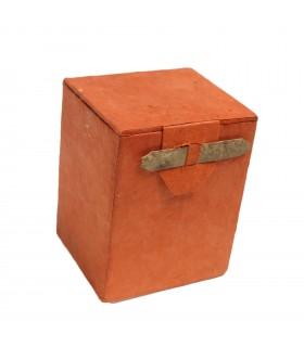 Petite paper Jewellery box