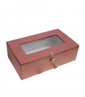 Gift pack paper box