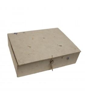 Nepali paper jewellery box