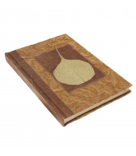 Golden peepal note book
