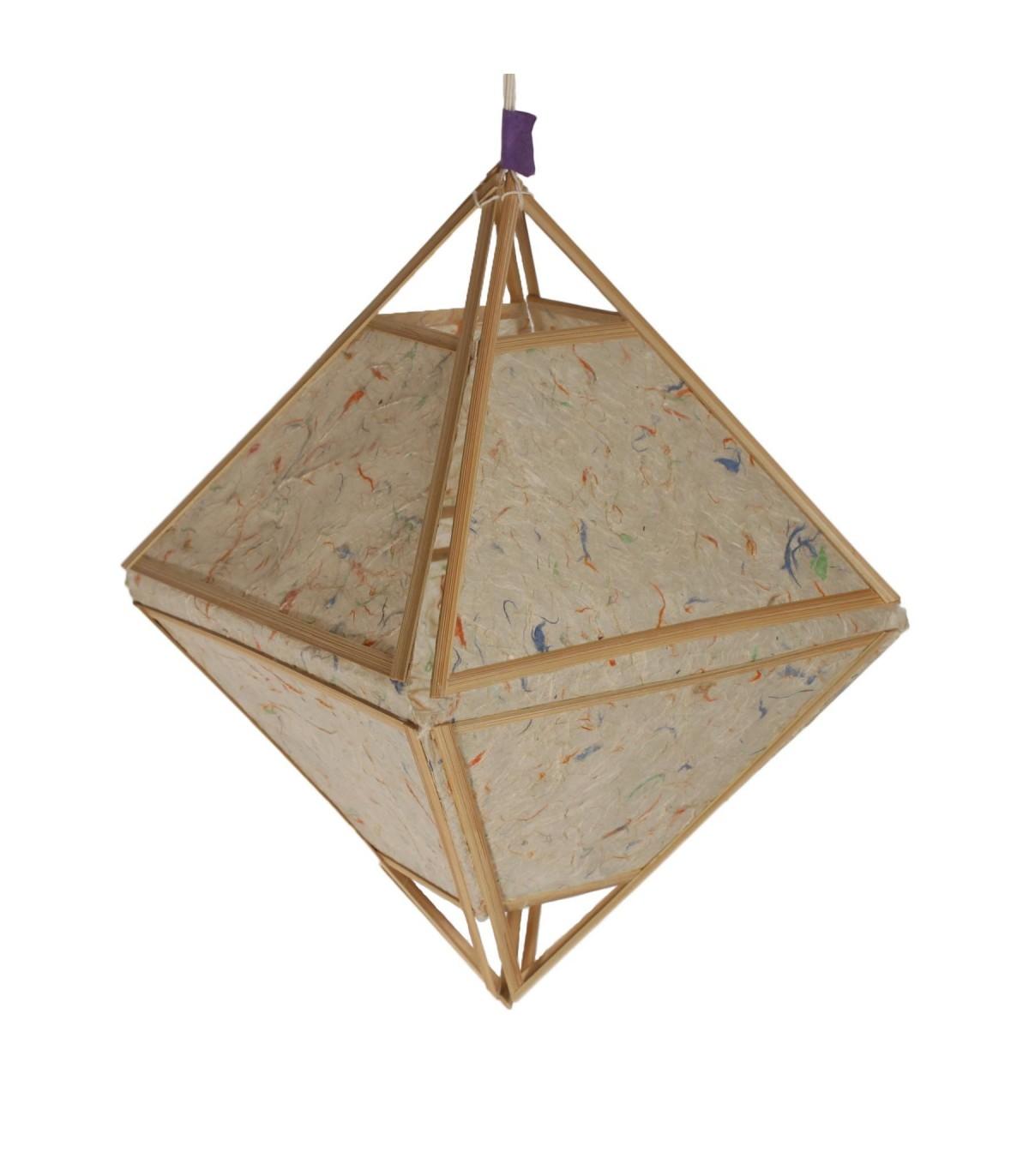 Lokta paper lamp shade handmade paper lamp shades from nepal lokta paper lamp shade mozeypictures Gallery