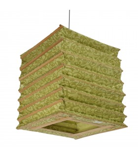 Accordion Paper Lamp Shade