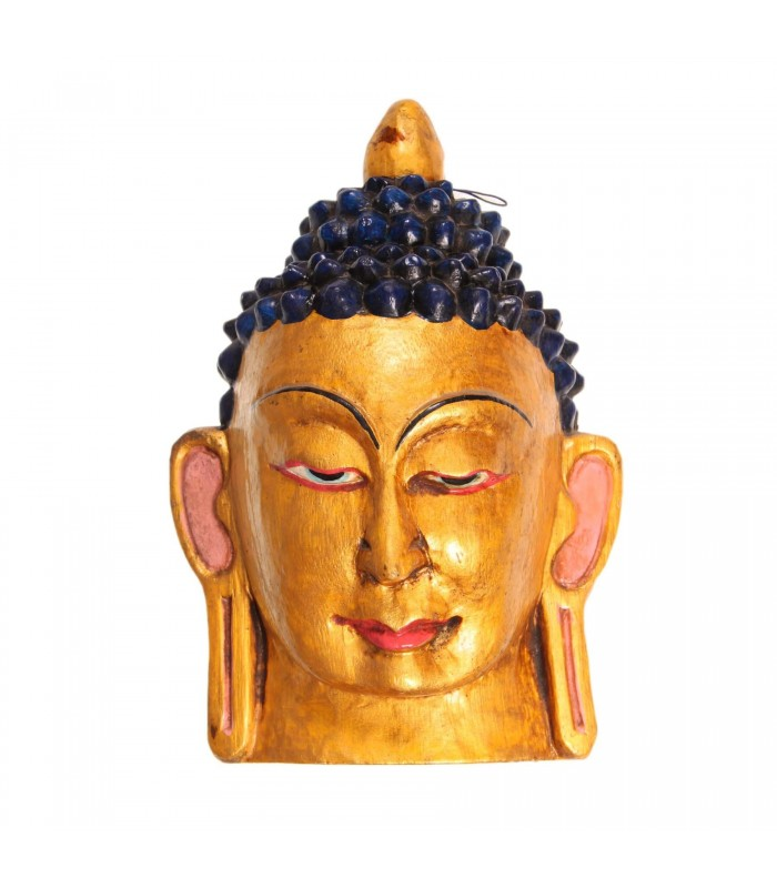 Golden Buddha wall hanging