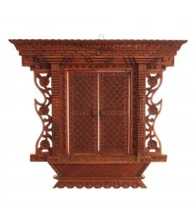 Kumari Door Wooden Decor
