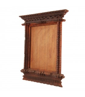 Crafted Wooden Photo Frame