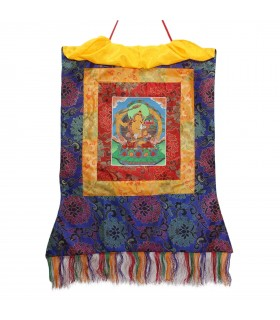 Manjushri Buddhist Thangka