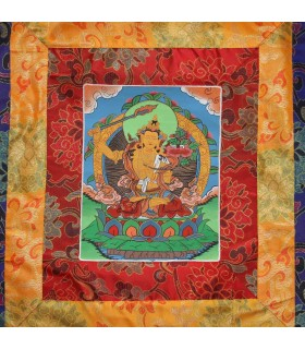 Manjushri Buddhist Thanka