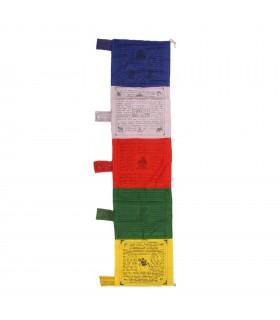 Religious Buddhist flag
