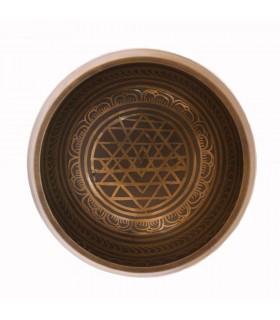 Multi-Triangle Singing Bowls