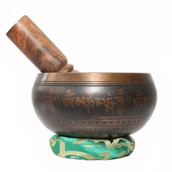 EYES OF BUDDHA SINGING BOWL