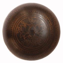 Eyes Of Buddha Singing Bowl