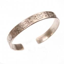 Sterling Elegant White Metal Bracelet
