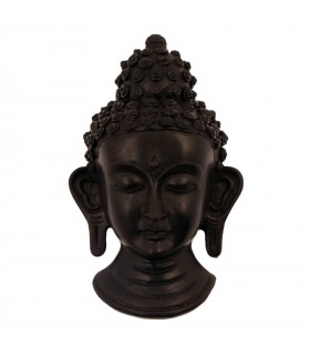Buddha's Resin Mask