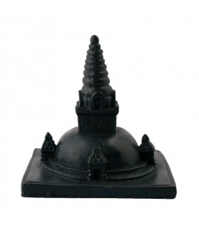 Sculpture Of Swoyambhunath Stupa