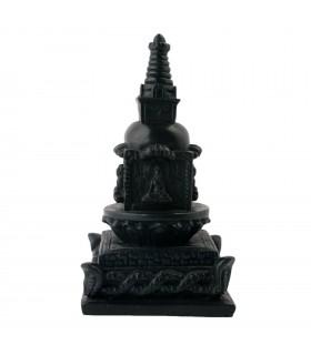 Resin Buddhist chaitya