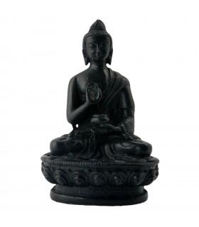 Buddha showering blessing statue