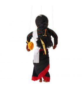 Newari Dancing Puppet