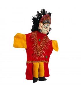 Nepali Hand Puppet