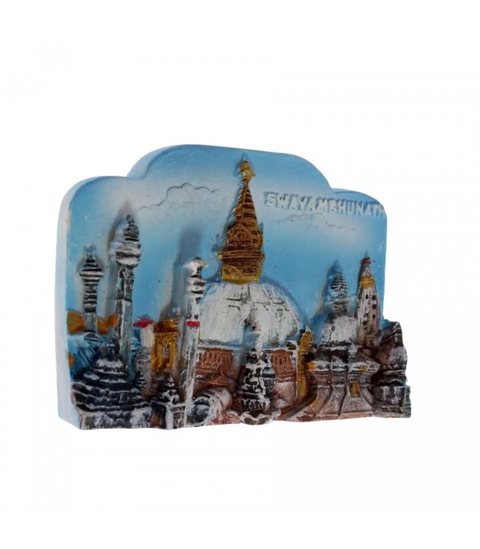 Swayambhunath refrigerator magnet