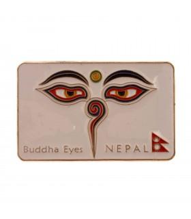 Eye of Buddha magnet décor