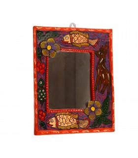 Mithila Mirror Frame