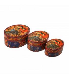 Mithila paper box