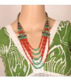 Ethnic Contemporary Necklace