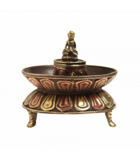 Buddha At Rest Incense Holder